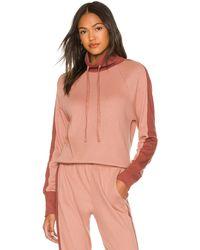 Monrow スウェットシャツ - ピンク