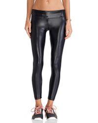 e3306961305d0 Bebe High-waist Workout Leggings in Black - Lyst