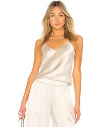 Theory - Slip Top - Lyst