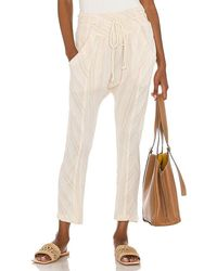 Free People Roll With It Harem - Natural