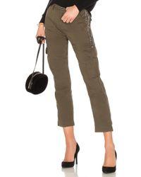 Joie - Pantalon Cargo Embellished - Lyst