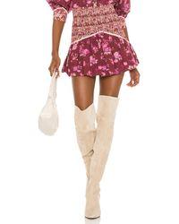 LoveShackFancy Anguilla スカート - マルチカラー