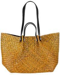AllSaints Сумка Тоут Allington В Цвете Light Honey - Многоцветный