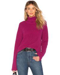 Callahan - X Revolve Turtleneck Sweater - Lyst