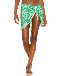 Frankie's Bikinis Paraiso サロン - グリーン