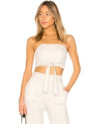 Lovers + Friends - Marcella Top In White - Lyst