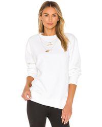 Nike Nsw Glam Dunk スウェットシャツ - ホワイト