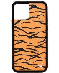 Wildflower Чехол Для Iphone В Цвете Тигровый - Многоцветный