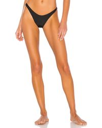 superdown X Revolve Kayla Bikini Bottom - Black