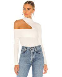 Nbd Pullover Kiera - Weiß