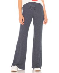 Wildfox - Corso Pant In Blue - Lyst