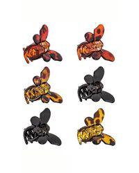 8 Other Reasons Набор Заколок Mini Butterfly В Цвете Мульти - Многоцветный