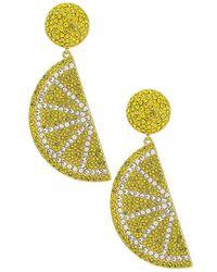 LPA Caspian Earring - Yellow