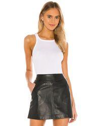 Alix NYC Austin Bodysuit - Weiß