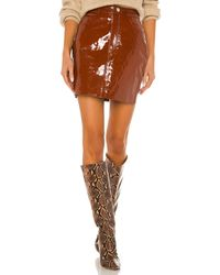 LPA Skirt 416 - Braun