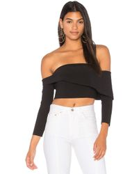 Finders Keepers - Chances Long Sleeve Top - Lyst