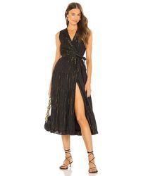 Karina Grimaldi Fannie Dress - Black
