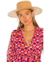 Lack of Color Sombrero jacinto - Multicolor