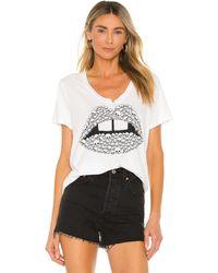 Lauren Moshi Elara Tシャツ - ホワイト