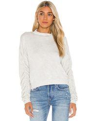 LNA Panama スウェットシャツ - グレー