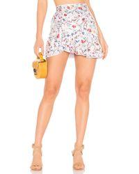 MAJORELLE Poseidon Skirt - Multicolor
