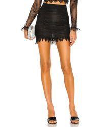 Nbd Hanna ミニスカート - ブラック