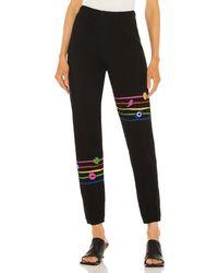 Lauren Moshi Pantalón deportivo brynn - Negro