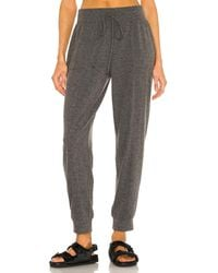 1.STATE Cozy Knit Jogger - Gray