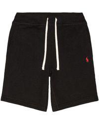 Polo Ralph Lauren Шорты В Цвете Polo Black - Черный
