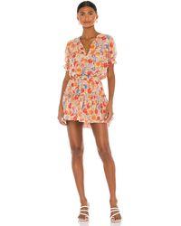 MISA Los Angles Avani Dress - Mehrfarbig