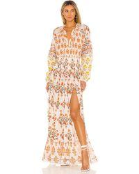 Hemant & Nandita X Revolve Brio Dress - White