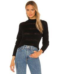Brochu Walker Sidi セーター - ブラック