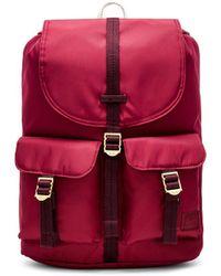 Herschel Supply Co. - Dawson Backpack In Wine. - Lyst