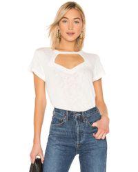 LNA T-Shirt Signal - Blanc