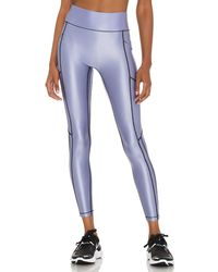 All Access Center Stage Pocket Legging - Pink