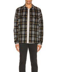 AllSaints ロングスリーブシャツ. Size S. - ブラック
