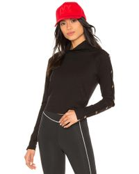 Ivy Park - Armour Poppers Top - Lyst