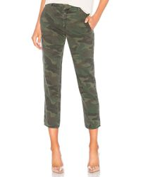 Sundry - Le Soleil Pant In Army - Lyst
