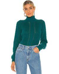 Only Hearts Turtleneck Bodysuit - Green