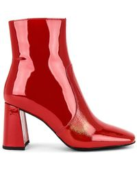 Jeffrey Campbell Patti Bootie - Red