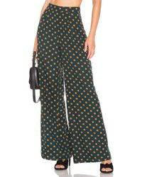 House of Harlow 1960 - X Revolve Leo Pant In Blue - Lyst