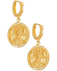 Amber Sceats - Claire Earrings - Lyst