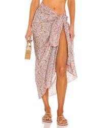Acacia Swimwear Пареро Kuau В Цвете Лили - Розовый