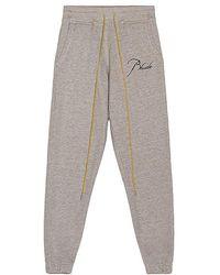 Rhude Lounge Pant - Grey