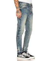 Ksubi Chitch Pure Dynamite Jeans - Blau