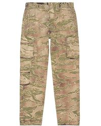 John Elliott Utility Cargo Trousers - Green