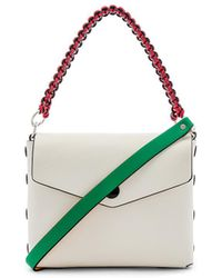 Rag & Bone - Atlas Shoulder Bag In White. - Lyst