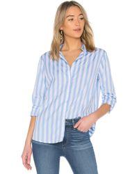 Kule - The Hutton Shirt - Lyst