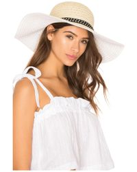 Genie by Eugenia Kim - Cecily Hat In Cream. - Lyst