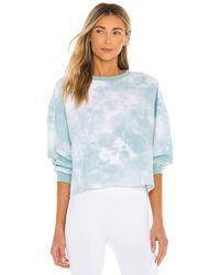 L'urv Solar Mist スウェットシャツ - ブルー